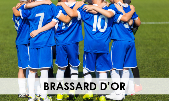 Brassard d'or
